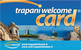 Trapani Welcome Card