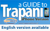 Trapani Guide iPhone version - English