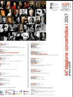 Amici della Musica 64a stagione concertistica