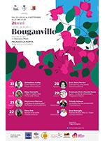 Libri, autori e Bouganville