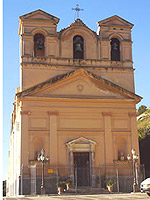 Calatafimi. Chiesa SS Crocifisso