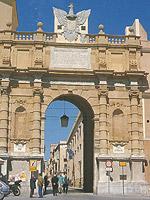 Marsala. Porta Garibaldi