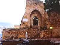Mazara del Vallo. Arco normanno