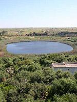 Mazara del Vallo. Lago Preola 2
