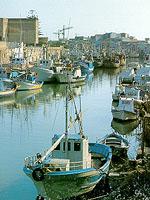 Mazara del Vallo. Porto