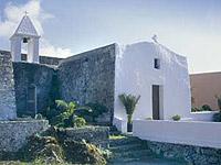 Pantelleria. Chiesetta