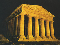 Segesta. Il Tempio