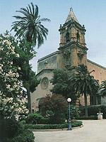 Trapani. Chiesa dell'Annunziata